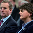 Taoiseach Enda Kenny and First Minister Arlene Foster last week