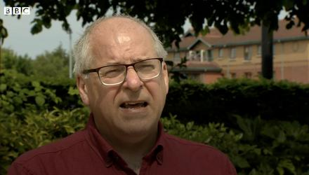 Decision: Rev Ian Carton is stepping down over the Presbyterian Church's stance on same-sex marriages
