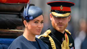 The Duke and Duchess of Sussex are stepping back from their roles as senior royals