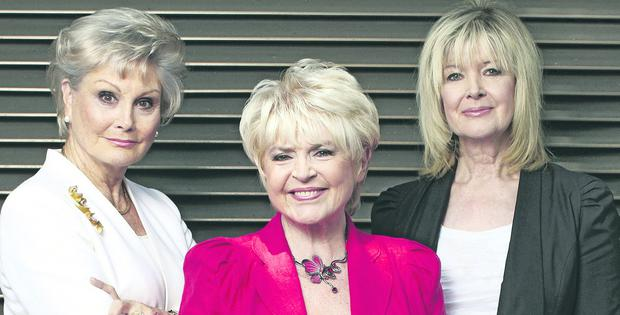 Oldies but goodies: we need more of the likes of Rip Off Britain presenters and Mary Beard rather than pompous old men