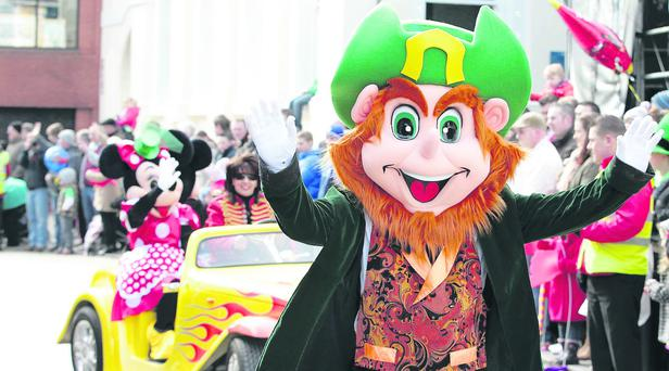 A question of taste: celebrating St Patrick's Day in Armagh this year