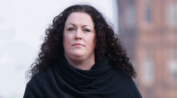 Laura Lee was quizzed by members of the justice committee