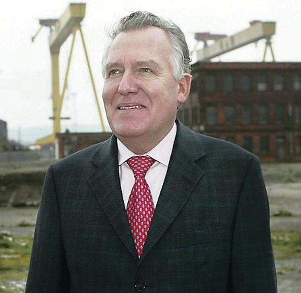 "Peter Hain said that ""Northern Ireland today is light years from where it was"""