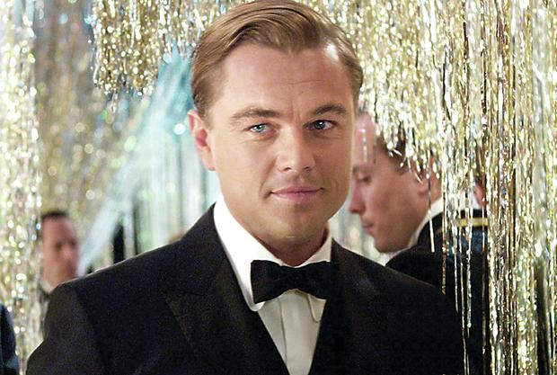 Alert: Leonardo Di Caprio in the Great Gatsby