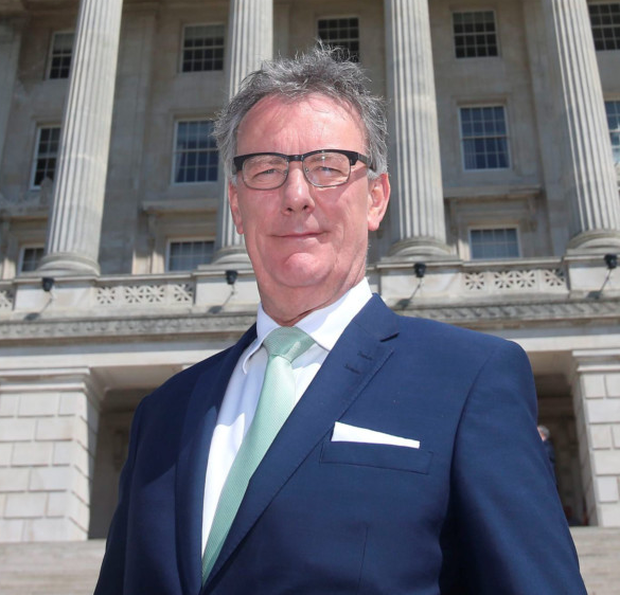 Stormont's new opposition leaders, however, attacked the document, with Ulster Unionist chief Mike Nesbitt claiming the DUP and Sinn Fein had failed to deliver on the first promise of their 'Fresh Start' deal just 24 hours after the first Executive meeting