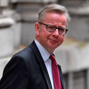 Michael Gove announced that he would be running for the leadership of the Conservative Party