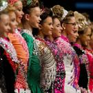 An increasing trend for lurid bling is detracting from the spectacle of Irish dancing