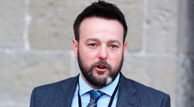 Donald Trump and Colum Eastwood are both opposed to pregnancy terminations
