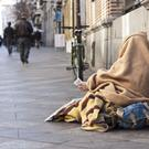 Deciding whether or not to give street beggars money is an individual choice