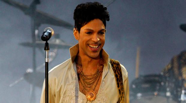 Prince was among the celebrities who died this year