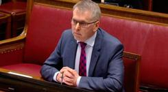 Civil service chief David Sterling has admitted that meetings with government ministers were not being minuted