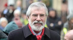 Gerry Adams has convinced many people that he is a cuddly, eccentric and genial grandad