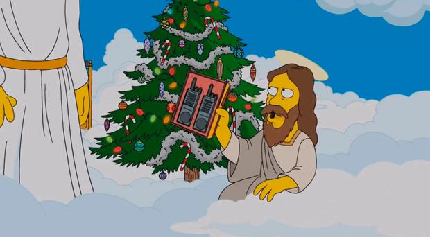 Jesus Christ has been regularly depicted in The Simpsons without much of a backlash