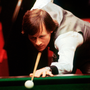 Alex Higgins was hugely gifted but had a reputation for violent behaviour