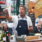 Celebrity chef John Torode hosts a special event at St George's Market in Belfast