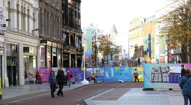 Sign up: a petition has started to make the pedestrian zone permanent