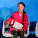 An impassioned Greta Thunberg addresses the United Nations Climate Action Summit