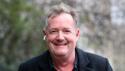 Vindicated: Ofcom ruled in favour of Piers Morgan. Credit: Jonathan Brady