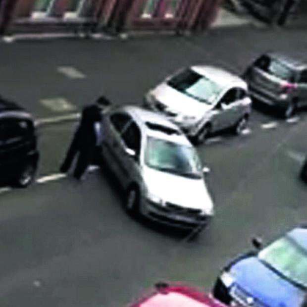 Caught on camera: the Fitzroy Avenue parking video