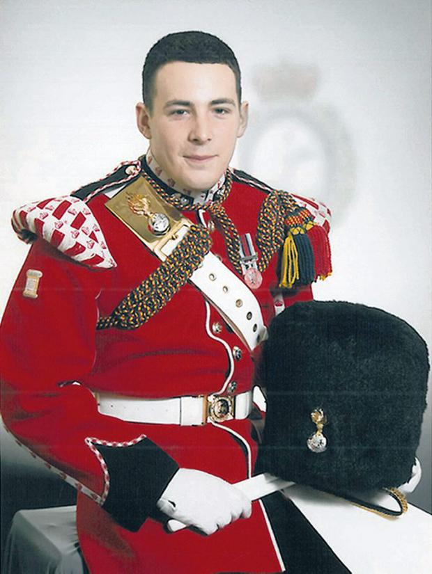 Ministry of Defence undated handout photo of Drummer Lee Rigby. Detectives have made three further arrests in connection with the brutal killing of the soldier. PRESS ASSOCIATION Photo. Issue date: Sunday May 26, 2013. Two men, aged 24 and 28, were detained at an address in south-east London yesterday, while a 21-year-old man was arrested in the street in Charlton Lane, Greenwich, all on suspicion of conspiracy to commit murder. See PA story POLICE Woolwich. Photo credit should read: MoD/PA Wire NOTE TO EDITORS: This handout photo may only be used in for editorial reporting purposes for the contemporaneous illustration of events, things or the people in the image or facts mentioned in the caption. Reuse of the picture may require further permission from the copyright holder.