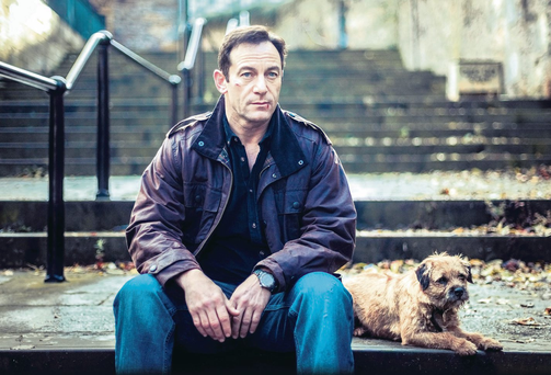 Sunday Life Features Case Histories Programme Name: Case Histories - TX: n/a - Episode: n/a (No. 1) - Embargoed for publication until: n/a - Picture Shows: Jackson Brodie (JASON ISAACS) - (C) Ruby Films - Photographer: -