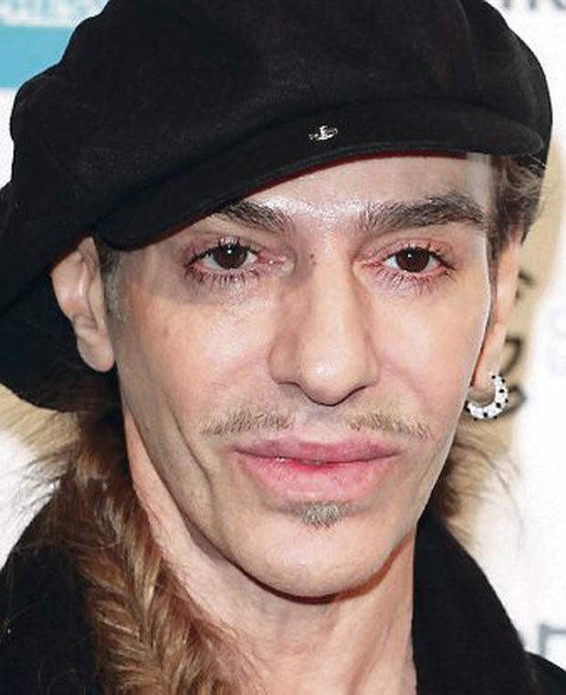 Outrageous rant: John Galliano