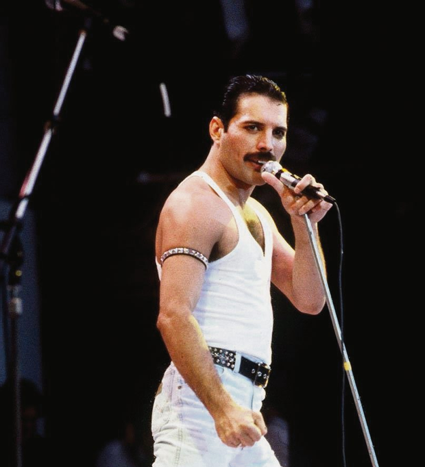 King of Queen: Freddie Mercury