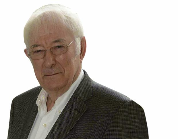 Poetic champion: Seamus Heaney