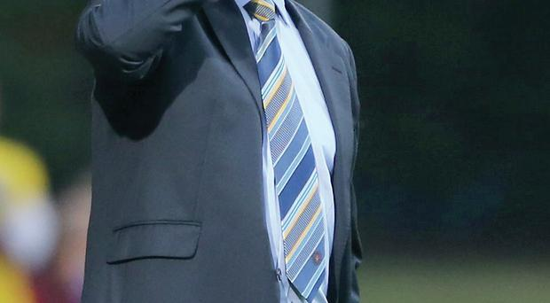 Tommy Wright manager of St Johnstone FC