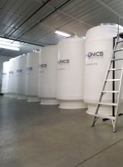 The Cryonics Institute in Detroit