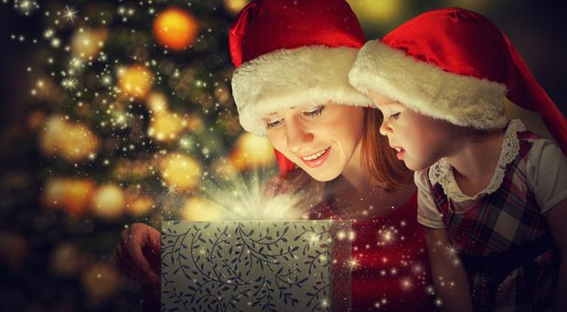 It's great to get gifts but Christmas should mean more than that