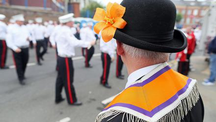 Memories: Twelfth was an occasion. Credit: Paul Faith/AFP via Getty Images
