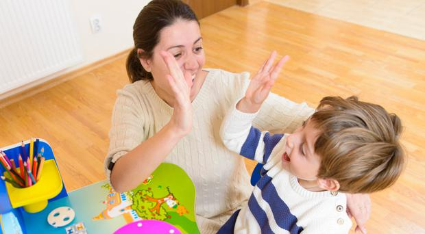 Balancing act: parents should take care to praise children without flattering them