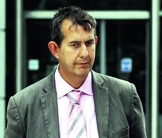 Health farce: Edwin Poots