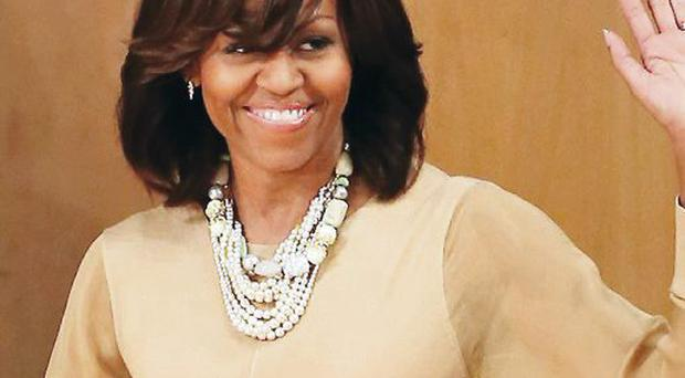 Talking point: Michelle Obama