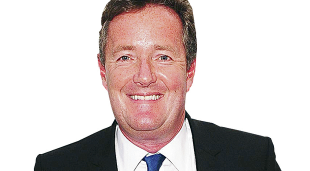 Piers Morgan whose prime time talk show on US TV network CNN is set to end
