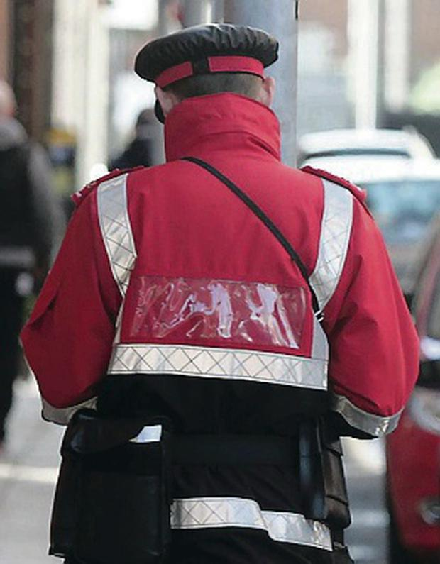 Not the ticket: traffic wardens are frequent sights on our streets