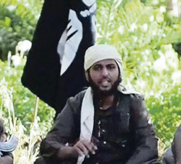 Holy terror: jihadist Rahim Kalantar from Coventry