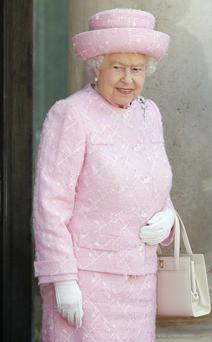 Long reign: Queen Elizabeth II is a record-setting monarch