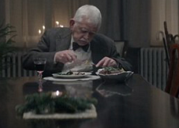 Dead good: one German ad has taken a new approach
