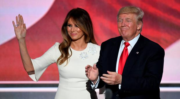 First couple: Donald and Melania will move from Trump Towers in New York to Washington in January