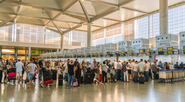 Queue rage: parents, like Paloma Faith, think they deserve special treatment at airports