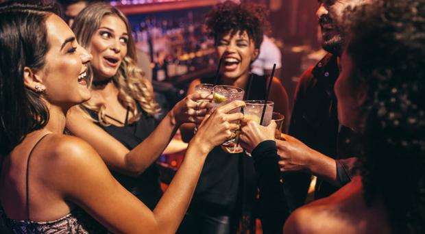 Party over: after the excesses of the Christmas holidays, having a Dry January can be appealing to many