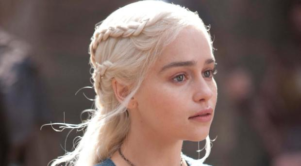 New ways: Emilia Clarke from Game of Thrones