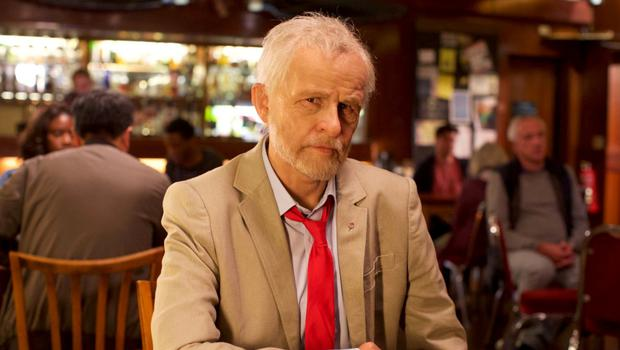 Dead ringer: Tracey Ullman as Labour leader Jeremy Corbyn in her comedy sketch