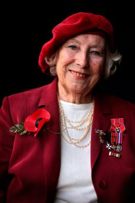 Vera Lynn brought light into the lives of soldiers