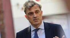 Secretary of State Julian Smith is an improvement on his predecessor but needs support