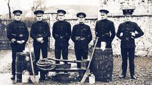 A commemoration plan for the Royal Irish Constabulary was attacked in some quarters
