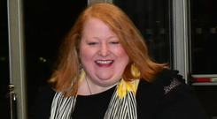 Alliance leader Naomi Long