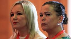 Michelle O'Neill and Mary Lou McDonald are hardly fluent in Irish